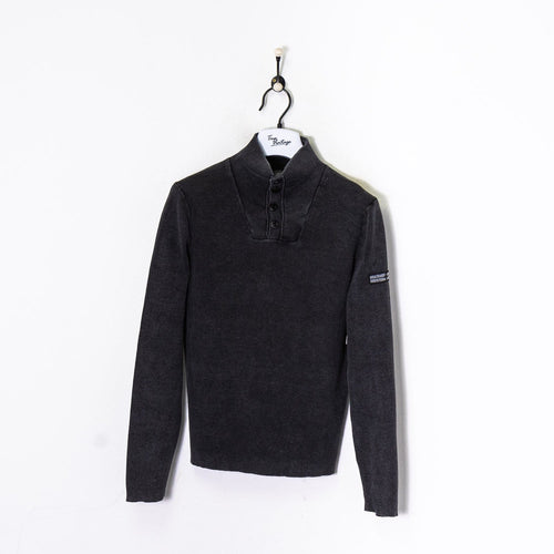 Stone Island Sweatshirt Charcoal Small