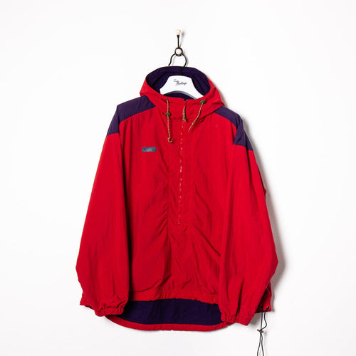 North Sails Fleece Lined Jacket Purple Large