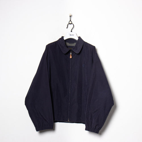 The North Face Puffer Coat Grey/Black Medium