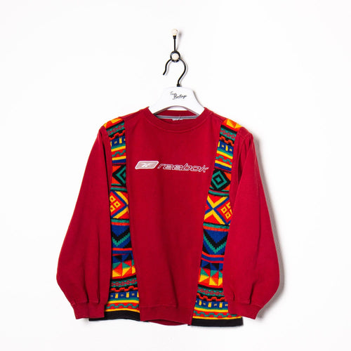 Coogi Style Knitted Sweatshirt Yellow Large