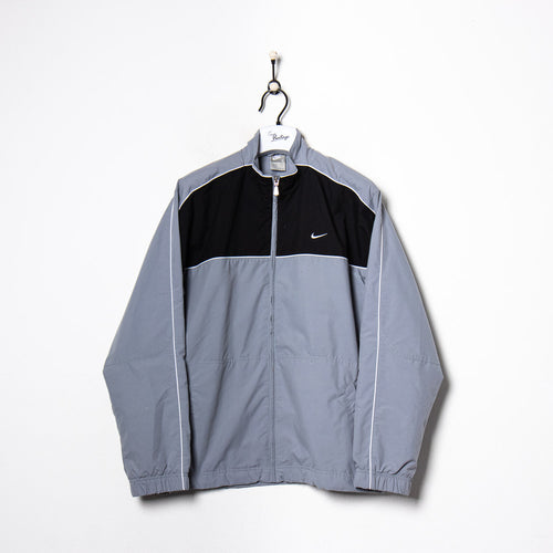 Wrangler Shirt Blue Large