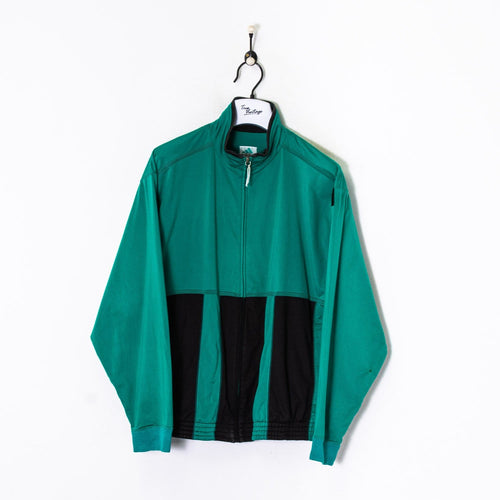 Adidas Equipment Track Jacket Green/Black Large