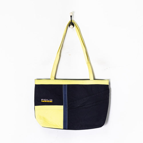 VTG LAB X Polo Sport Reworked Bag Navy/Yellow