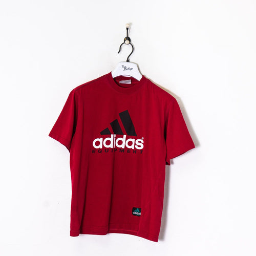 Adidas Equipment T-Shirt Red Small