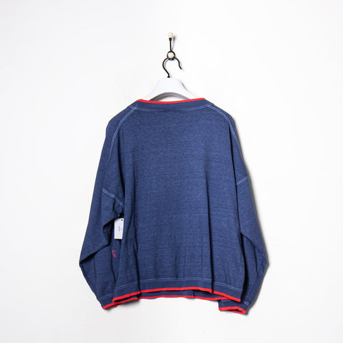 Adidas Fleece Navy Small