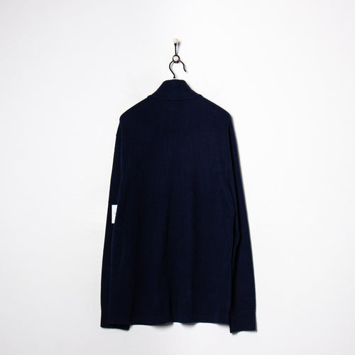 Nautica 1/4 Zip Sweatshirt Navy Small