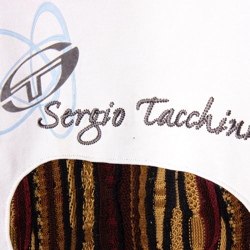 Fila Polo Shirt White Medium
