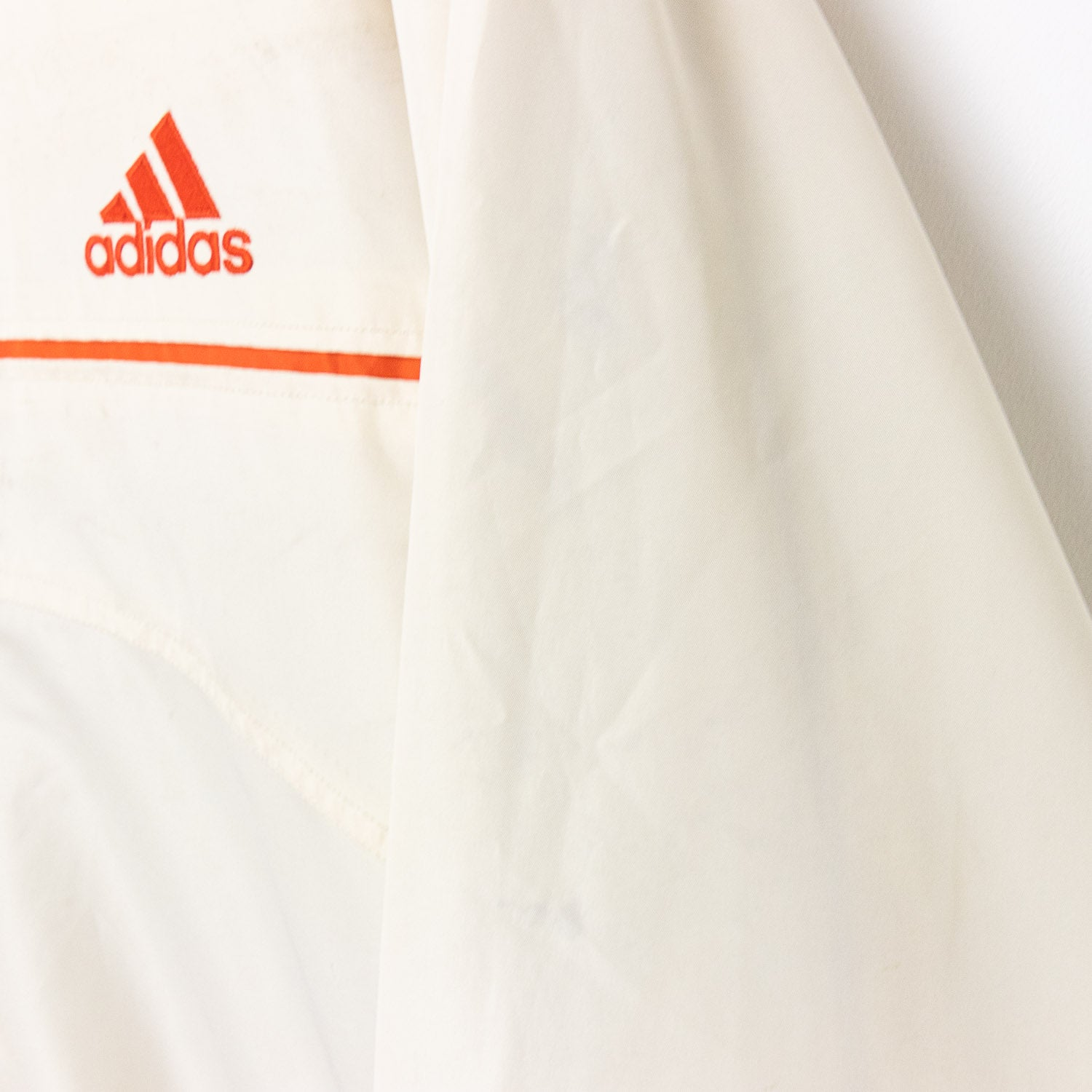 Adidas Sweatshirt Red/Grey Medium