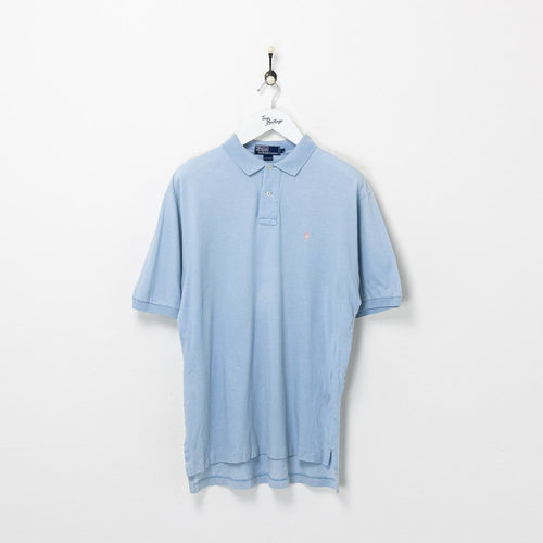Ralph Lauren Polo shirt blå XL