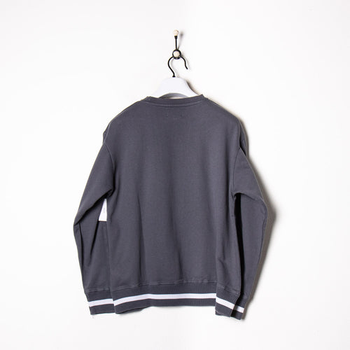 Ralph Lauren 1/4 Zip Sweatshirt Black XL