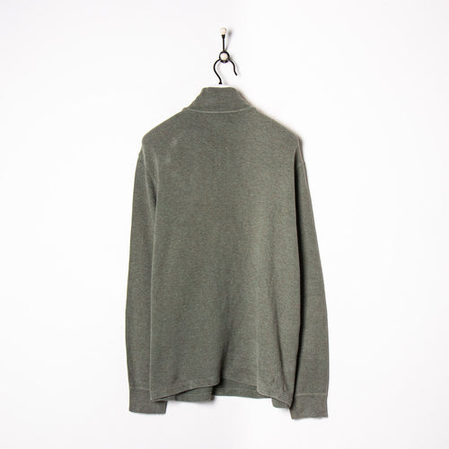 Asics Zip Fleece Black Medium