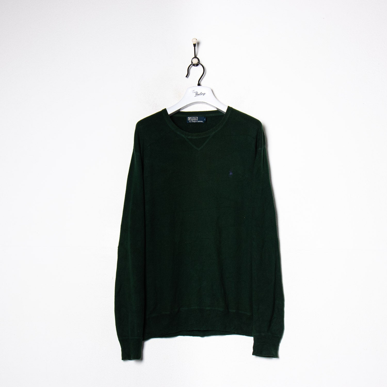 Stone Island Knitted Sweatshirt Red Medium