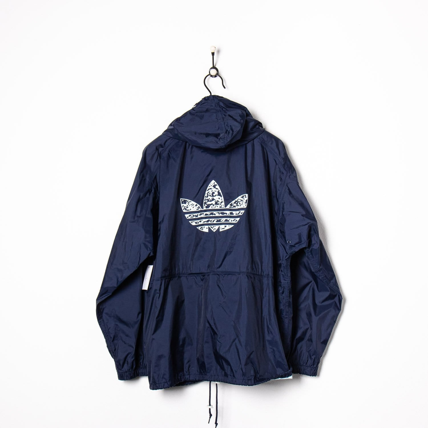 Fila Track Jacket Black/Blue/White XL