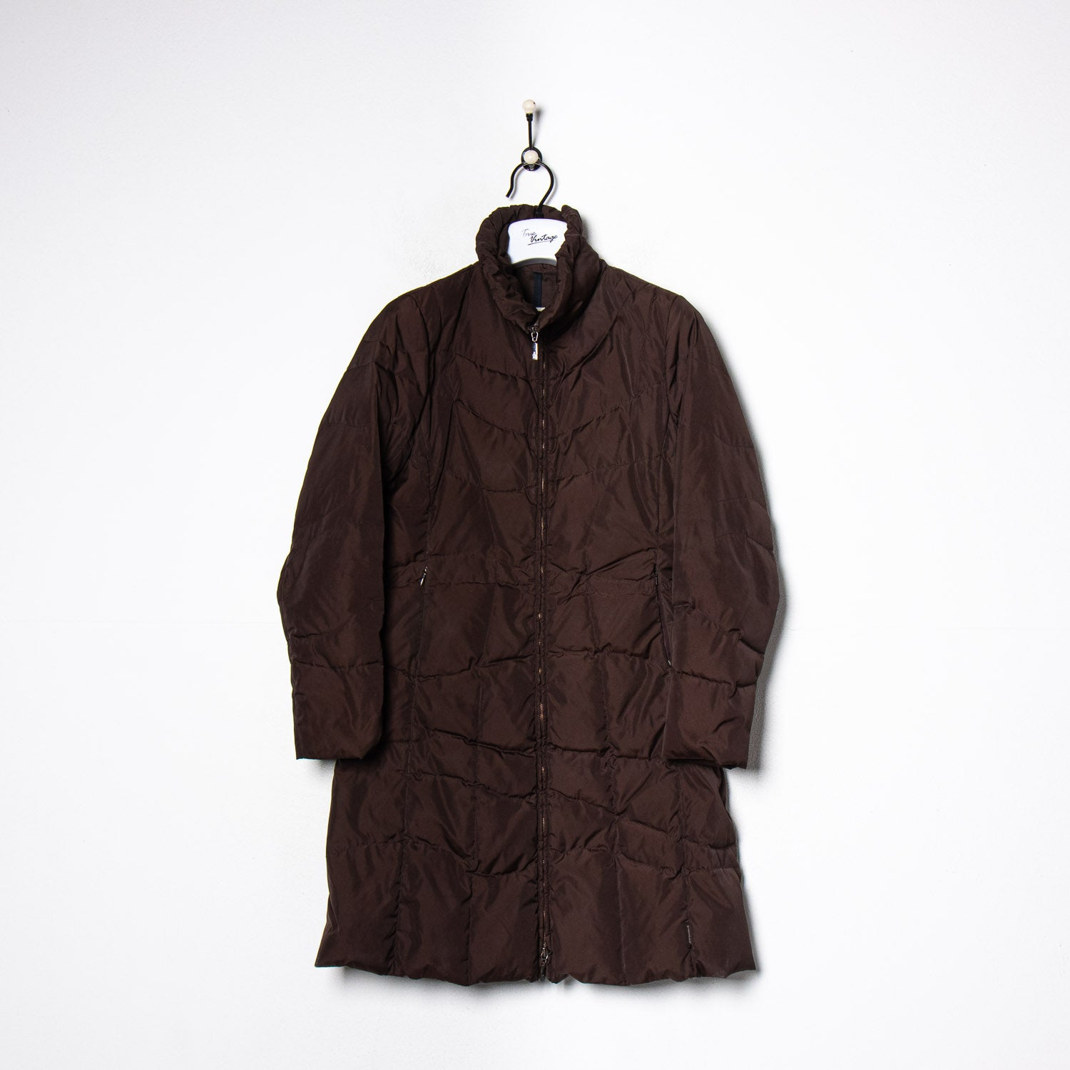 Champion Track Jacket Navy/White Small