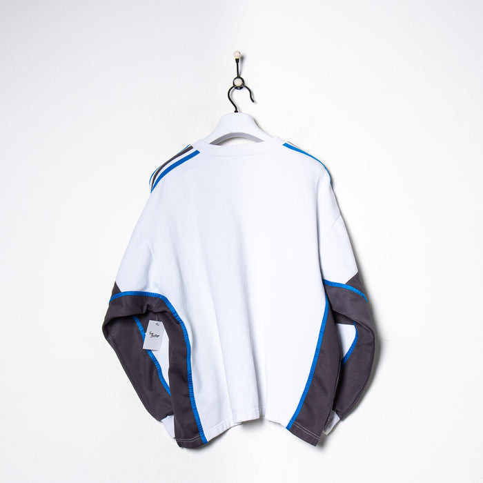 Ralph Lauren Chaps Sweatshirt Navy Medium