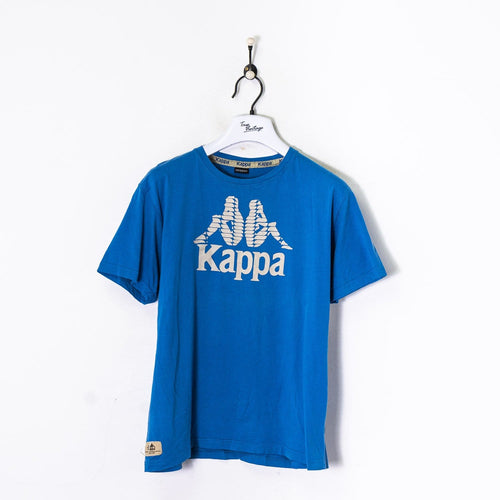 Kappa T-Shirt Blue Small