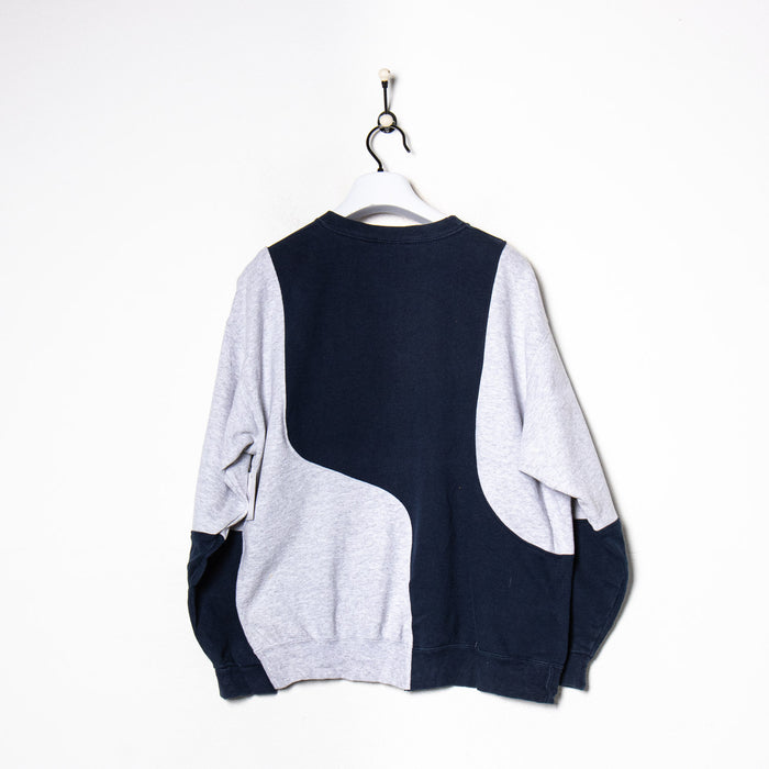 Nike Shell Suit Jackets Navy/White/Red Small