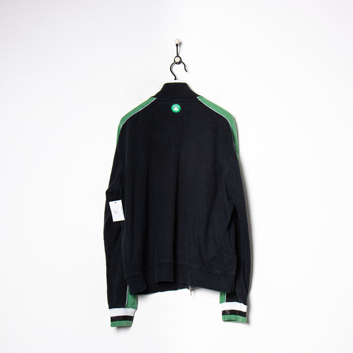 Ralph Lauren 1/4 Zip Sweatshirt Red Medium