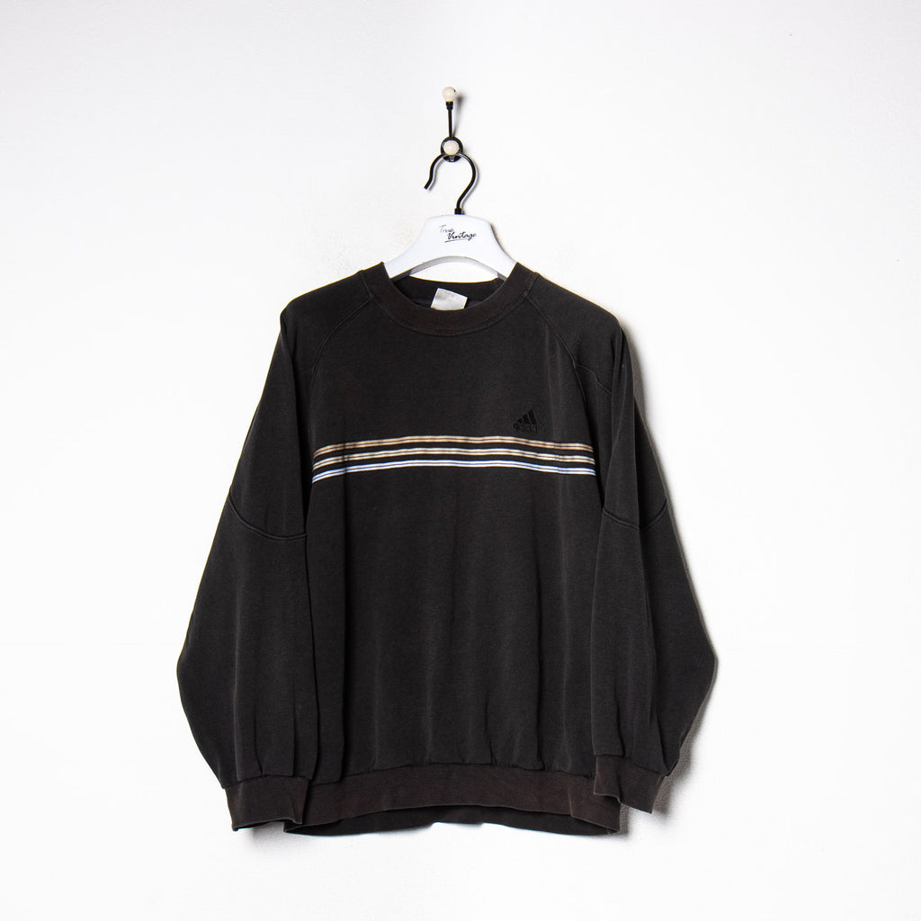 Vintage S/S Shirt Navy/Green/Red XL