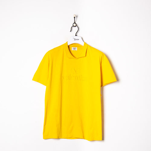 Versace Women's Trousers Blue/Navy/Green Small