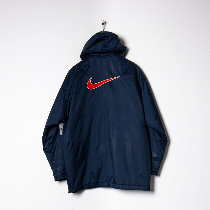Fila Coat Grey/Back X-Large
