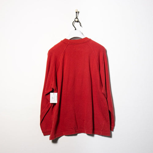 Reebok Shell Suit Jacket White/Purple/Green XXL