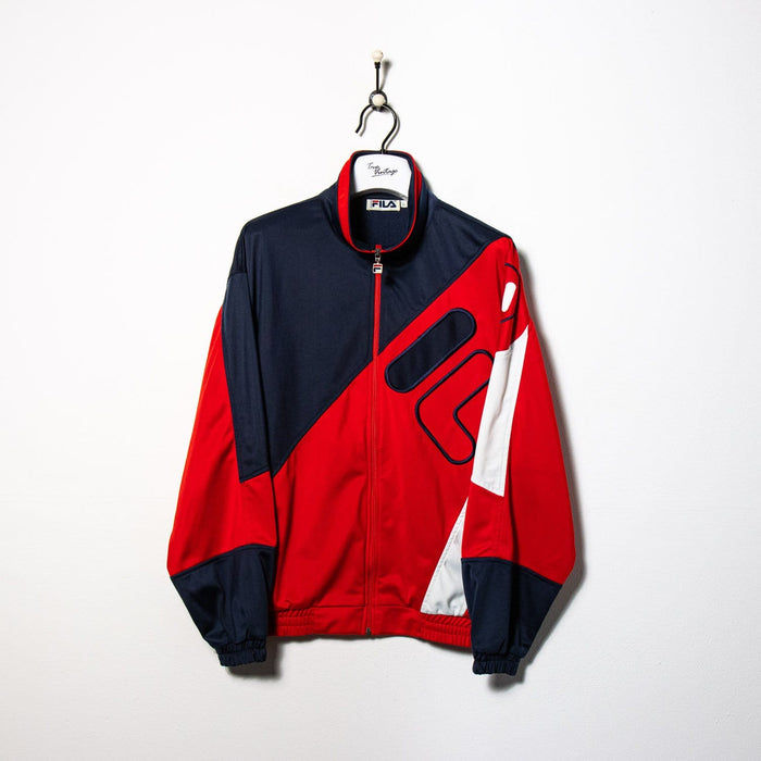 Wrangler Sweatshirt Red Large