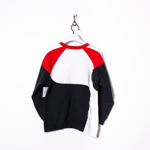 Burberry Knitted Sweatshirt Red Medium