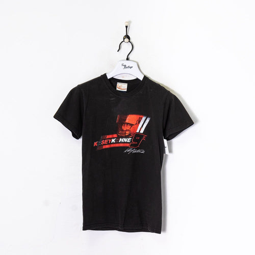 Kasey Kahne NASCAR Racing T-Shirt Black XS