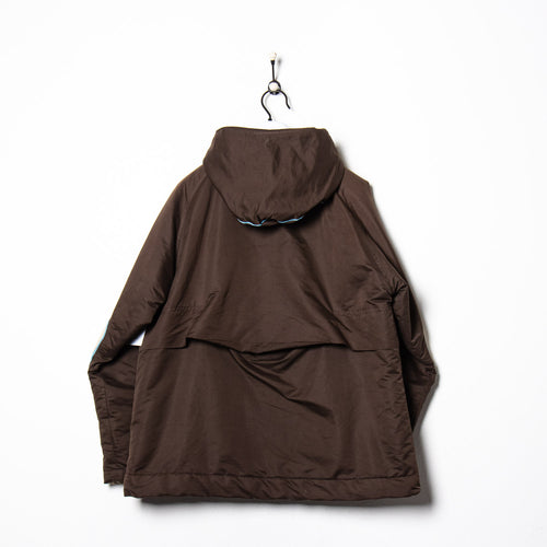 Kappa Tracksuit Bottoms Blue/White XL
