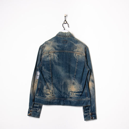Ikea Zip Fleece Yellow Small