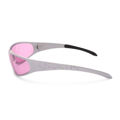 Versace Sunglasses Grey / Pink Deadstock