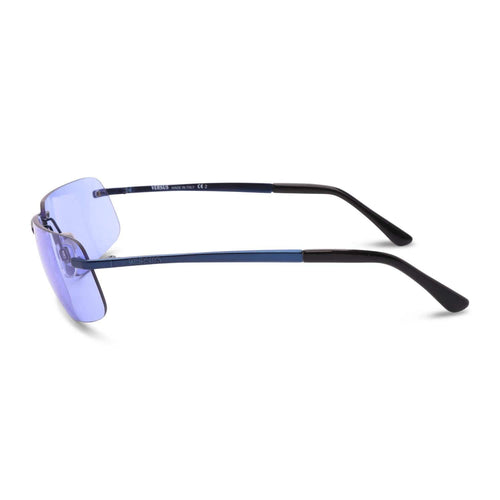 Versace Sunglasses Blue / Blue Deadstock
