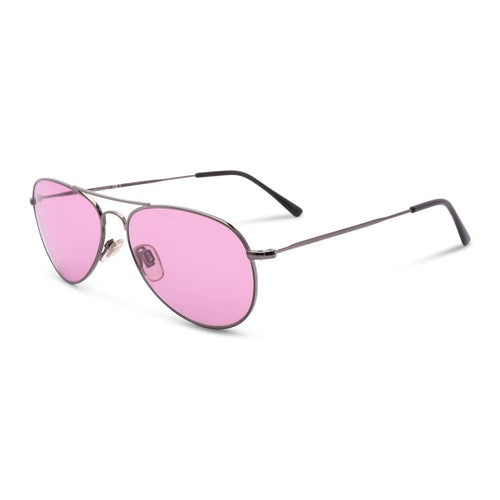 Versace Sunglasses Silver / Pink Deadstock