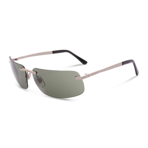 Versace Versus Sunglasses Grey / Green Deadstock