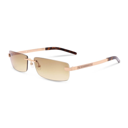 Burberry Sunglasses Amber / Gold Deadstock