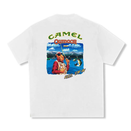 Camel Outdoors T-Shirt White