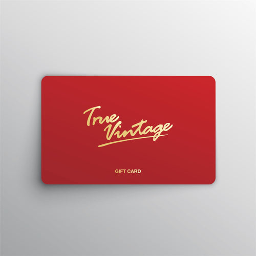 Gift Card Gift Card True Vintage
