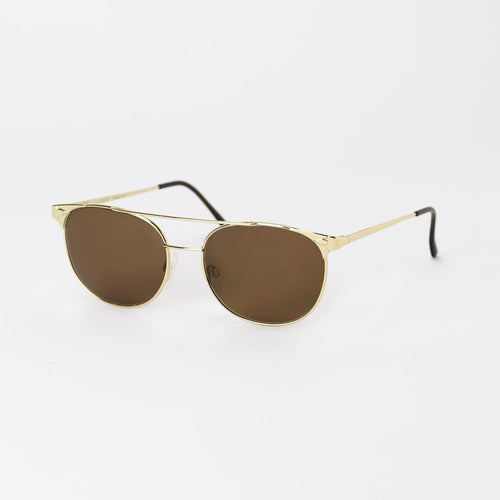 Gucci Sunglasses Gold Deadstock Sunglasses Gucci