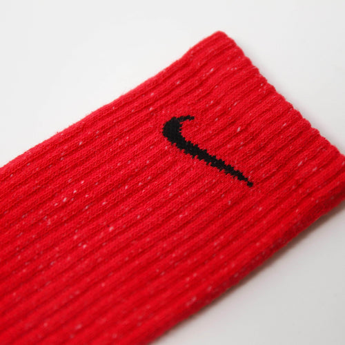 Nike Colour Block Socks Block Red Socks Nike