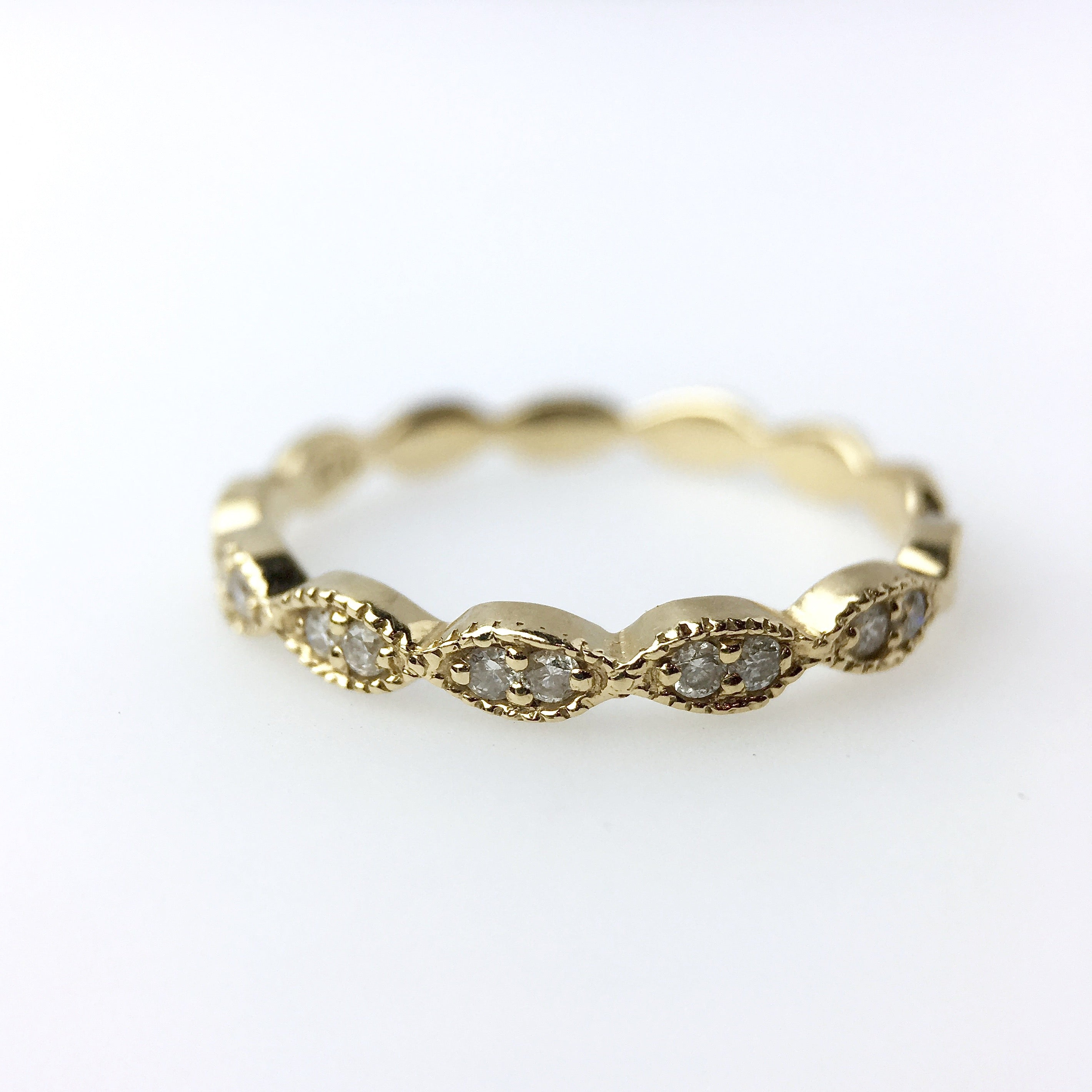polished rg marquise rgyg catalog band yg bracelet pave diamond