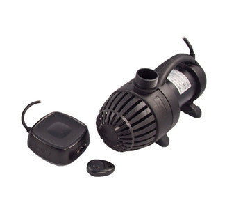 adjustable pond and waterfall pump
