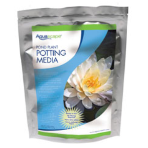 aquatic planting soil media