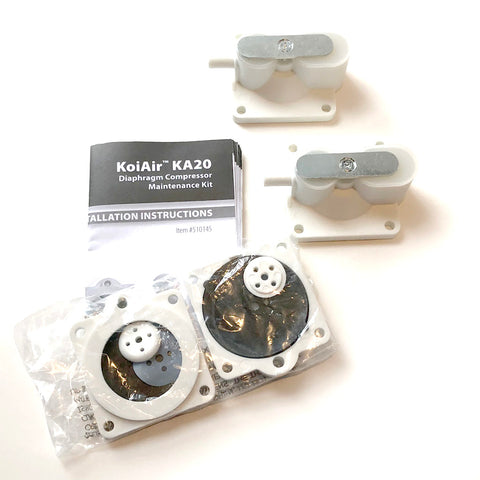 ka diaphragm set