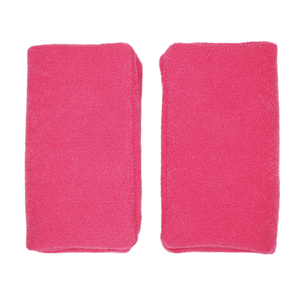 Foonf/Fllo Harness Covers snowberry/flamingo