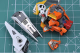 Madworks S18 Etching Parts for MG Gundam Kyrios GN-003