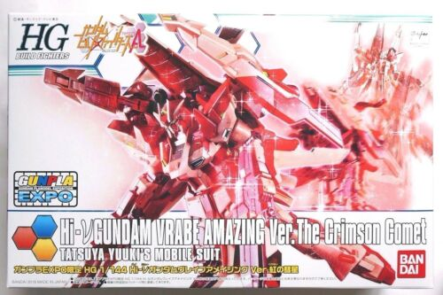 HG - Hi-Nu Gundam Vrabe Amazing ver. The Crimson Comet (Convention Limited)