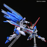HG - Freedom Gundam vs Force Impulse Gundam (Battle of Destiny Set) [Metallic]