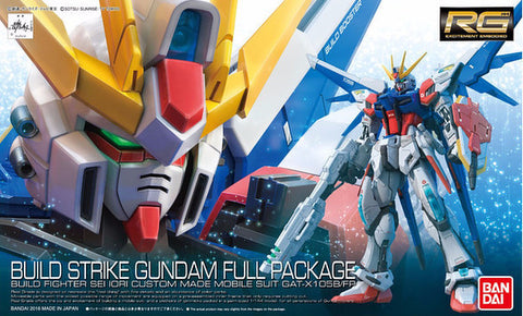 RG - Build Strike Gundam Full Package