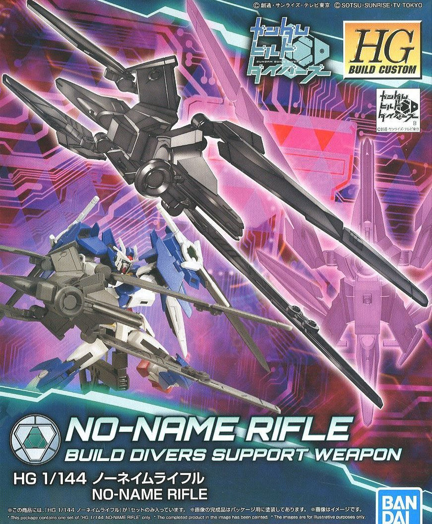 HGBC - No-Name Rifle